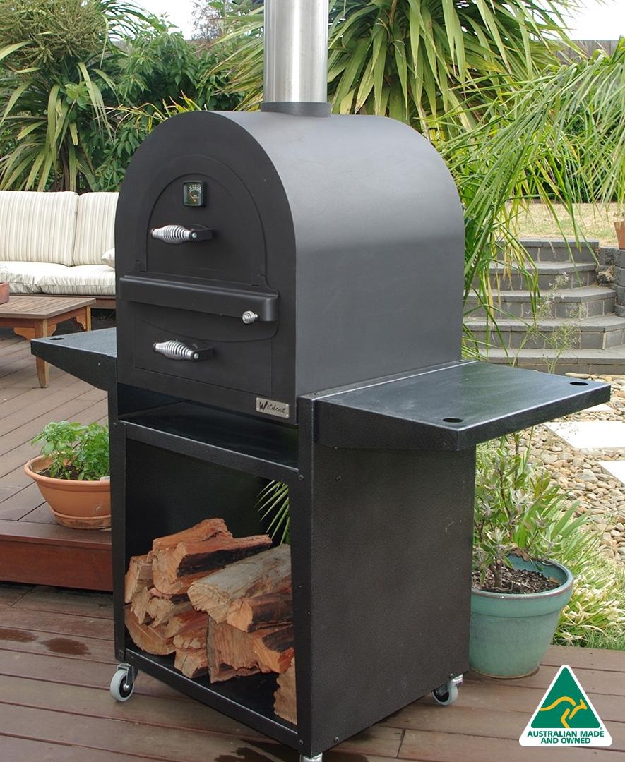 Wildcat 6000 Wood Fired Oven My Pizza Oven Australias